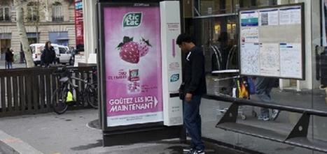 Street Marketing : des tic tac pour patienter… | LAGARDERE | c créatif | Scoop.it