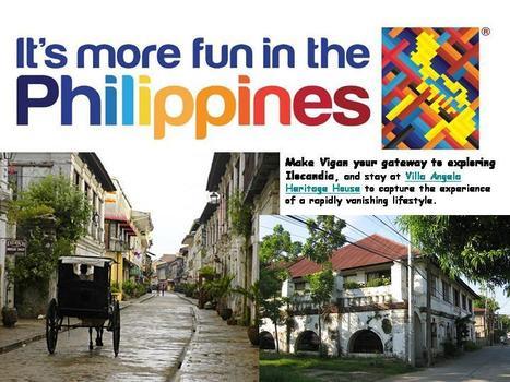 Vigan City's 2012 fiesta, longganisa festival opens January19 | The Traveler | Scoop.it