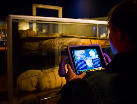 Using Augmented Reality in the Museum | AR | Scoop.it