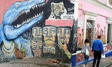 Researching cities: does Bogotá's transformation hold up to scrutiny? | IB GEOGRAPHY URBAN ENVIRONMENTS LANCASTER | Scoop.it