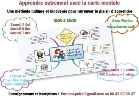 Floreso | Mind Mapping enfants, ateliers | Le Mind Mapping | Scoop.it