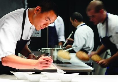 Why German chefs are awarded more Michelin stars than British chefs - 04 - 2016 - News archive - News - News and media - Home | Food Trends & News | Scoop.it