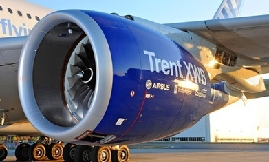 Can this jet fly Rolls Royce through turbulent times? | BUSS4 - Manufacturing in the UK | Scoop.it