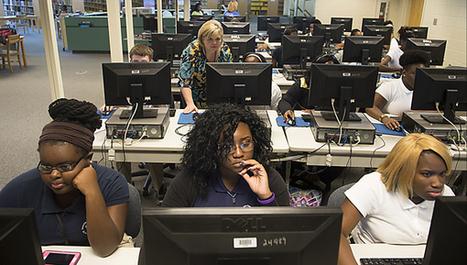 Local school libraries shifting toward technology - Natchez Democrat   teacherlibrarian   Scoop.it