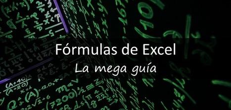 Fórmulas Excel - La guía más completa | Empleo y formación | Scoop.it