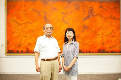 Hiroshima Atomic Bomb Survivors Pass Their Stories to a New Generation | Living Story | Scoop.it