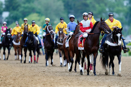 Horse Racing Misses a Strong Voice More Than a Triple Crown Winner | Horse Racing News | Scoop.it