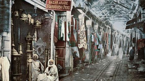 #Photographie : Photochromes de Tunisie, la vie tunisienne de 1899 en couleurs | Photographie, d'ailleurs! | Scoop.it