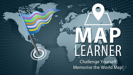 Map Learner for Windows 8 on Great Windows Apps | IT Support , WIndows Apps and more | Scoop.it