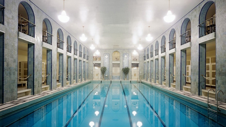 Say HEL-lo to Helsinki: A Dip at the All-Nude Uimahalli Sauna and Swimming Pool - Jaunted (blog) | Vulbus Incognita Magazine | Scoop.it