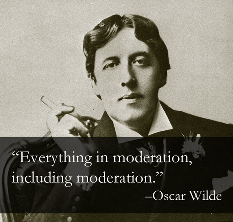 The 15 Wittiest Things Oscar Wilde Ever Said | Shareables | Scoop.it