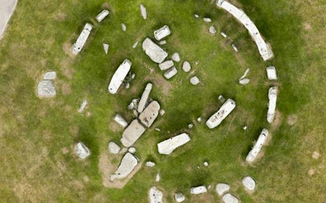 Archaeologists Confirm That Stonehenge Was Once A Complete Circle | The Historian's Point of View | Scoop.it