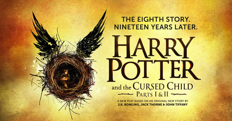 Harry Potter And The Cursed Child | Read all about it | Scoop.it