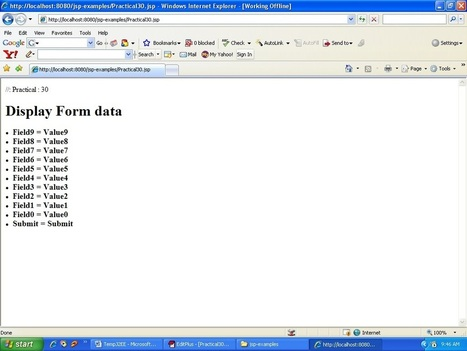 Adv Java - [Java Server Page Directive] | VAKRATUND CLOUD EDUCATION | Scoop.it