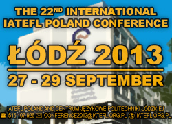 IATEFL Poland 2013 | ELT Digest | Scoop.it