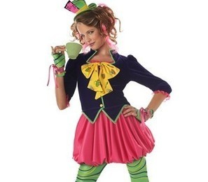 Miss Mad Hatter Costume | Great Halloween Ideas for 2013 | Scoop.it