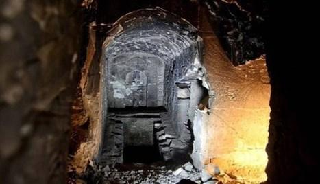 Descubierta una réplica de la tumba de Osiris en Luxor | ArqueoNet | Scoop.it