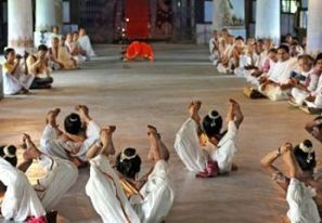 Dance of the monks (Sattriya dance) | Indian Dance, History, and Scholarship | Scoop.it