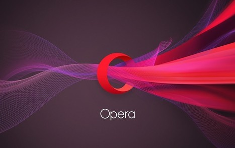 Opera refreshes its brand identity with new logo | WordPress and Web Design | Scoop.it