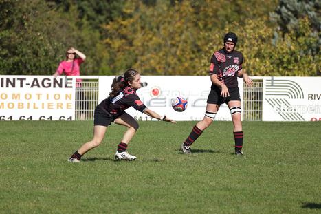 Rugby Féminin: Saint Orens - Auch   Philippe Gassmann Photos   Scoop.it