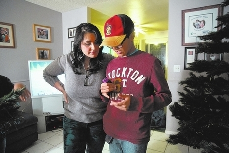Family works to get handle on youth's Type 1 diabetes | diabetes and more | Scoop.it