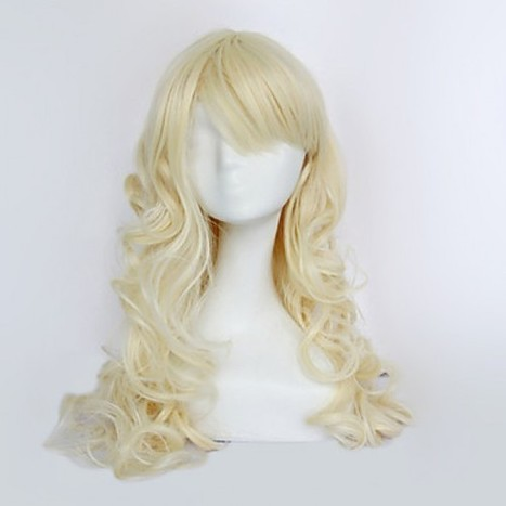Duchess Cosplay Wig|Light Blonde 60cm Cosplay Wig |Princess Lolita Cosplay Wig|Duchess Light Blonde 60cm Princess Lolita Cosplay Wig | Cosplay Costumes | Lolita & Uniform Cosplay | Zentai Suits Cosplay | Scoop.it