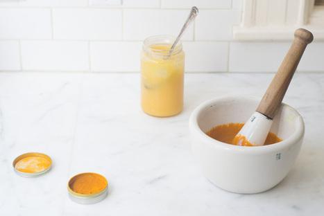 Turmeric Tea | Veggie & vegan desserts | Scoop.it