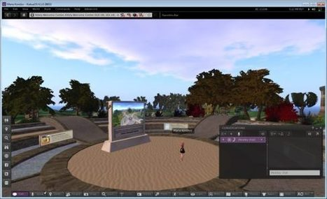 Kokua's new release is focused on OpenSim – | Virtual Worlds, Virtual Reality & Role Play | Scoop.it