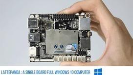 LattePanda – Windows 10 on a mini board for £45 - SOGO Tech News | Raspberry Pi | Scoop.it