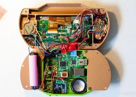 Arcade Pi Raspberry Pi Powered Handheld Emulator - Geeky Gadgets   Raspberry Pi   Scoop.it