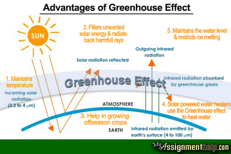 What are the advantages of Greenhouse Effect? | My Assignment Help Info : Review and Subjects | Scoop.it