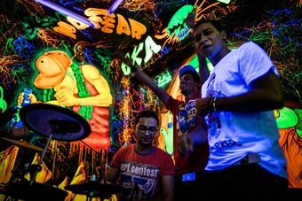 Egypt's Chaos Stirs Musical Revolution | real utopias | Scoop.it