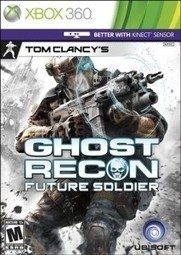 Tom Clancy's Ghost Recon: Future Soldier - UBI Soft - FIND THE GAMES | Games on the Net | Scoop.it