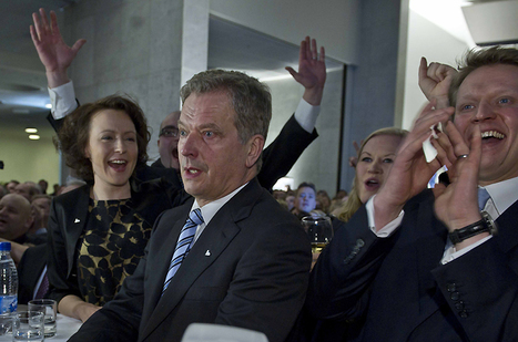 Conservative set to win Finnish presidency   Finland   Scoop.it