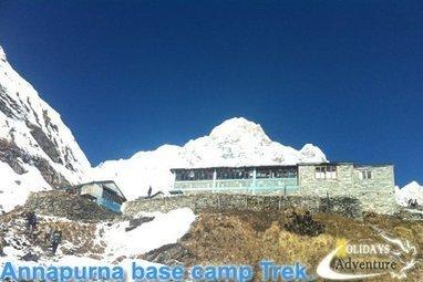 Annapurna base camp trekking, Holiday adventure in Annapurna ... | Trekking in Nepal | Scoop.it