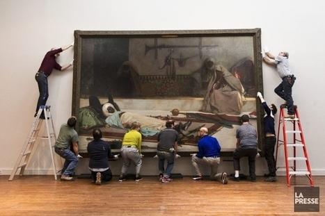 Musée des beaux-arts: Benjamin-Constant bien accroché - LaPresse.ca | Benjamin-Constant (1845-1902) | Scoop.it
