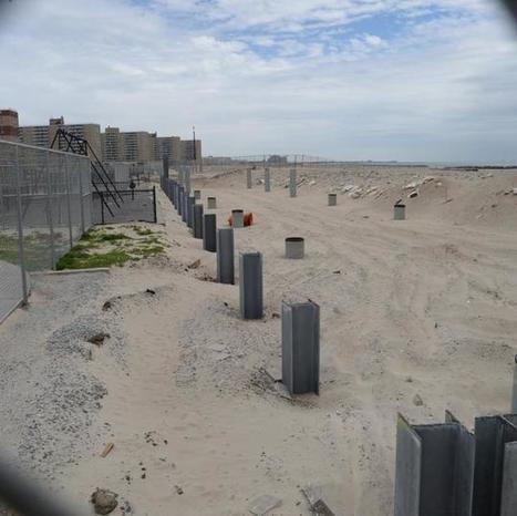 Rockaway Beach boardwalk is bouncing back from Hurricane Sandy | Hurricane Sandy Exploring Implications | Scoop.it