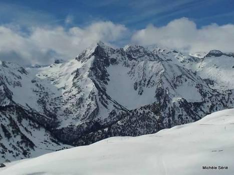 Vue de la crête de la Soumaye - Photos de Paysages Pla d'Adet...| Facebook | Vallée d'Aure - Pyrénées | Scoop.it