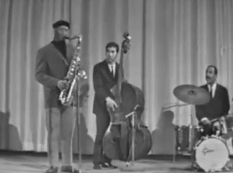 Jazz Plus Plus: Sonny Rollins Trio (1965) | Jazz Plus | Scoop.it