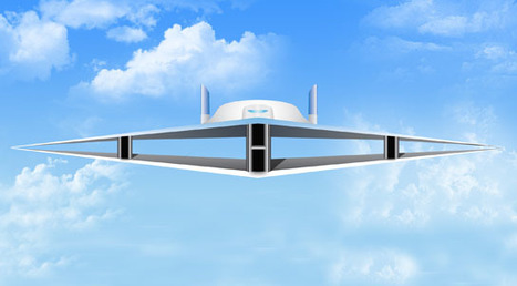 Supersonic Biplanes, The Future of Travel? | Five Regions of the Future | Scoop.it