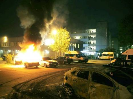 Stockholm burning: Riots grip surburbs as violent trouble spreads - The Independent | freedom of speech | Scoop.it