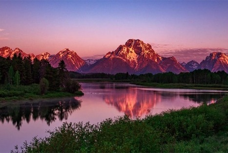 Watch This Stunning Timelapse of Grand Teton National Park | Nature Animals humankind | Scoop.it