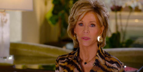 Jane Fonda's Note to Self | THE VIETNAM WAR ERA  DIGITAL STUDY: MIKE BUSARELLO | Scoop.it