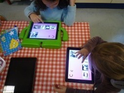Académie de Paris - Quelles applications pour les tablettes en maternelle ? | Ecrire Web | Scoop.it