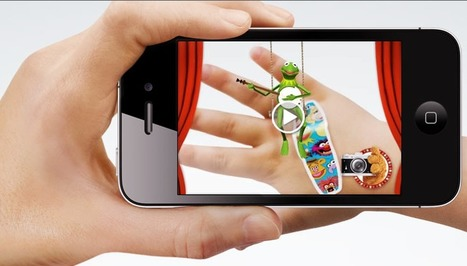 Introducing BAND-AID® Magic Vision featuring Disney's® the Muppets | Digital Imaging - Telling the Story | Scoop.it