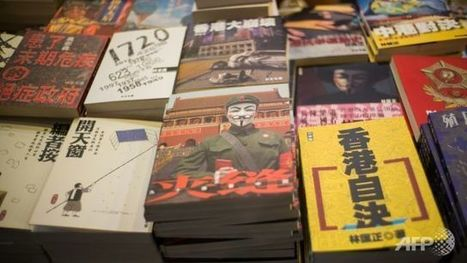 Publishers take on China at Hong Kong book fair | book publishing | Scoop.it