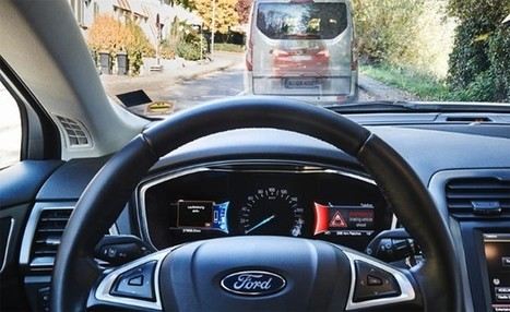 Ford, Jaguar Land Rover Test Connected and Self-Driving Cars in the UK | Technology in Business Today | Scoop.it