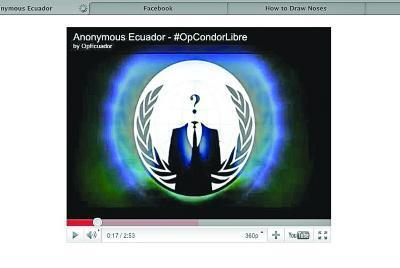 Por qué el sistema informático del Ecuador es tan vulnerable | Anonymous Ecuador | Scoop.it