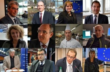 Un webdocumentaire pour rendre le Parlement européen plus humain | Remue-méninges FLE | Scoop.it