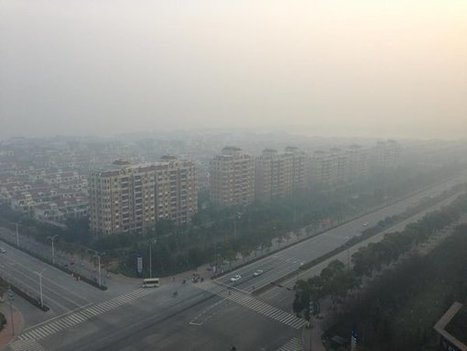 Air Pollution Forces Life Changes in Urban areas | The amazing world of Geography | Scoop.it